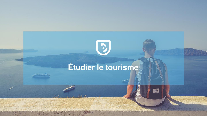 Étudier le tourisme après le bac