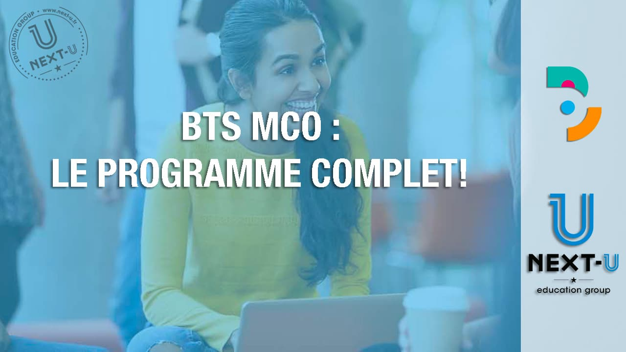BTS MCO : Le Programme complet!